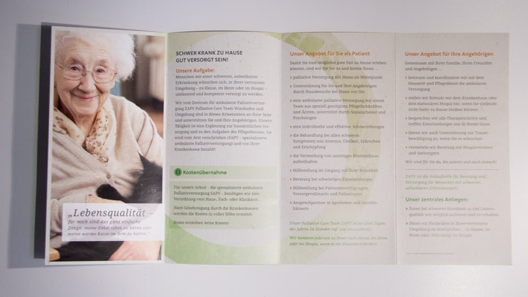 ZAPV Palliative Care Flyer Innen